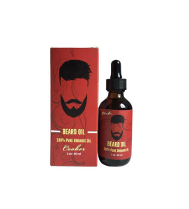 100% organic beard oil with private label