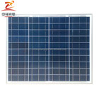 High efficient 60w polycrystalline silicon solar panel cell