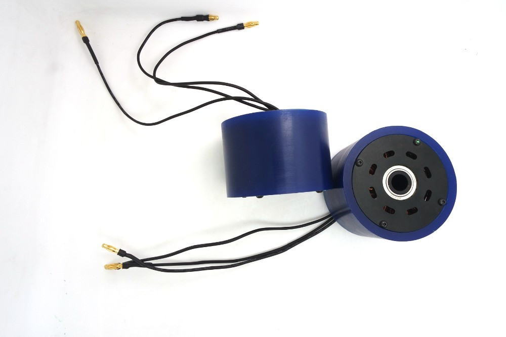 New Arrival Dual Mp83mm Hub Motor With Dual Vesc