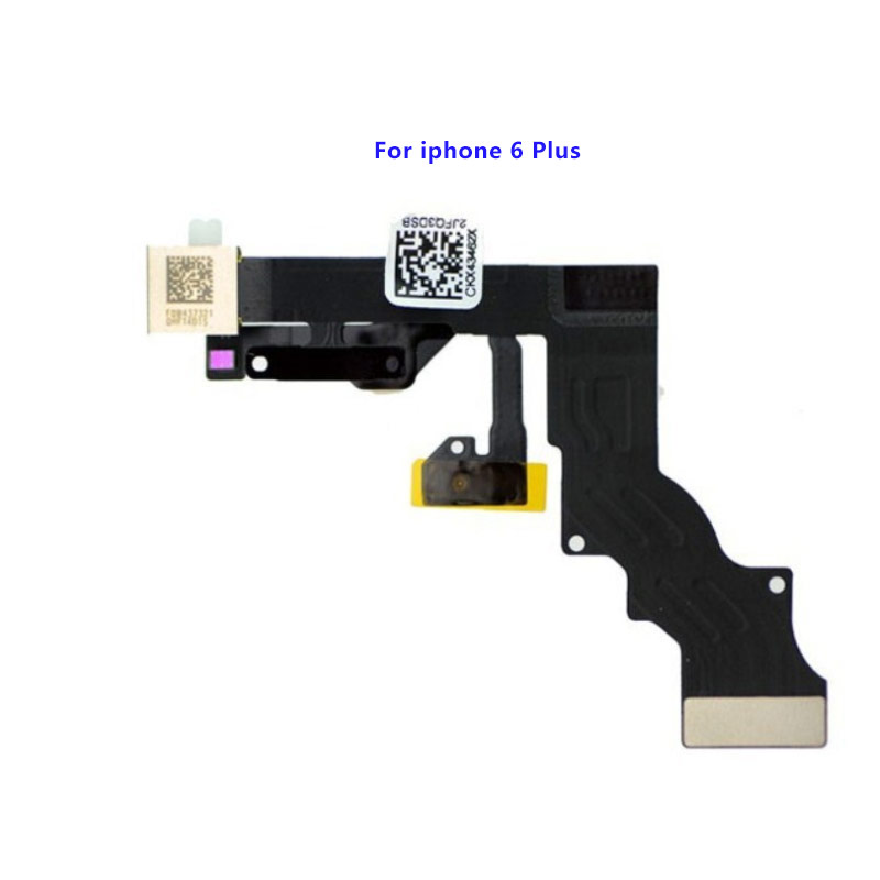 Front camera with flex cable for iPhone 6 Plus front facing camera replacement