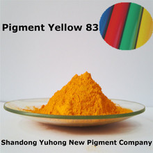 High Colour Strength Pigment Yellow 83 for the Rubber and Plastic