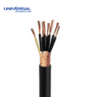 Copper Wire Braid Shielding FLRYCY Automotive Cable / Wire