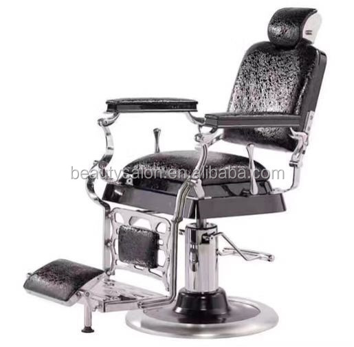 Reclining hairdressing used all purpose hair salon chairs barber chair ZY-BC8821
