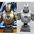 The Avengers Iron Man Alltronic Era Resin 1 4 Bust Model MK7 Statue Half Length Photo