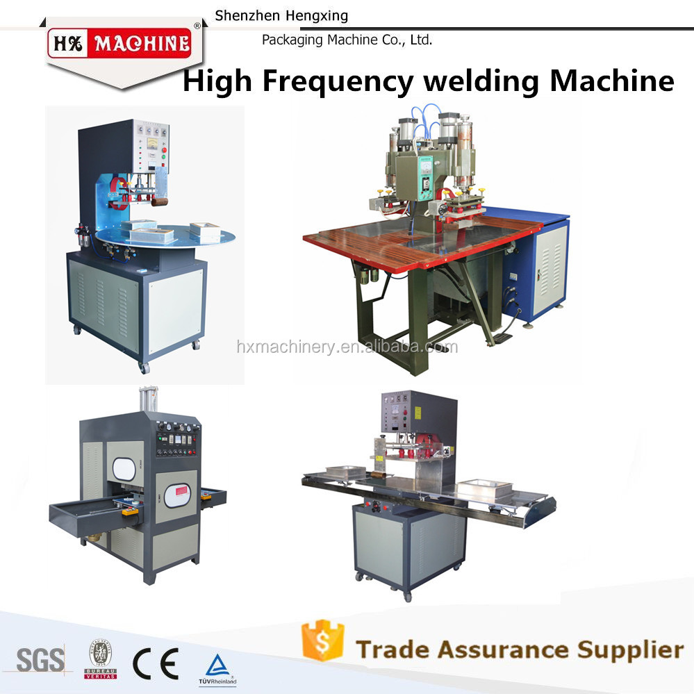 8kw Double Head High Frequency Plastic Welding Machine