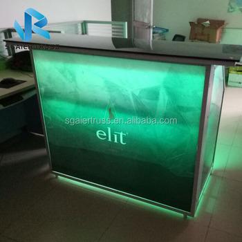 Elegant Led Light Bar Furniture