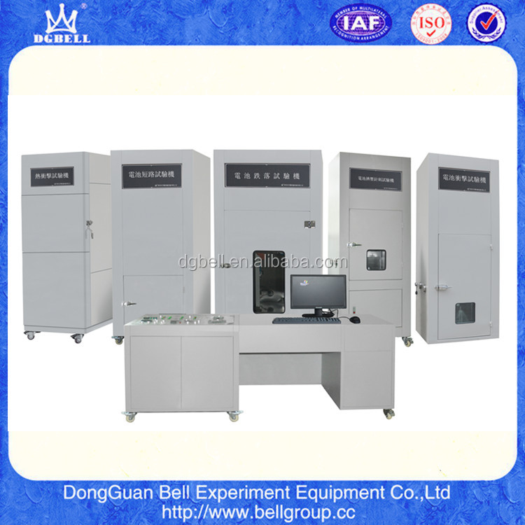 UN Standard Comprehensive Labratory L-ion Battery Safety Performance Testing System BE-JKXT-08