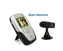 2.4 GHz baby monitor wireless dvr 2,5 pollici quattro canali mp4 <span class=keywords><strong>bambino</strong></span> monitor <span class=keywords><strong>video</strong></span> con 4pc videocamera