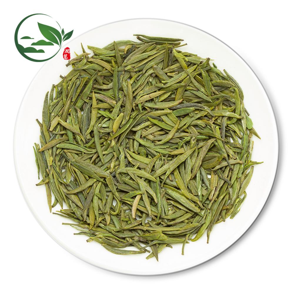 Organic Green Bamboo Leaf Zhu Ye Qing tea - 4uTea   4uTea.com