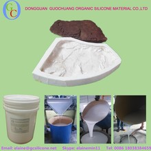 2 component platinum silicone liquid rubber for making mode