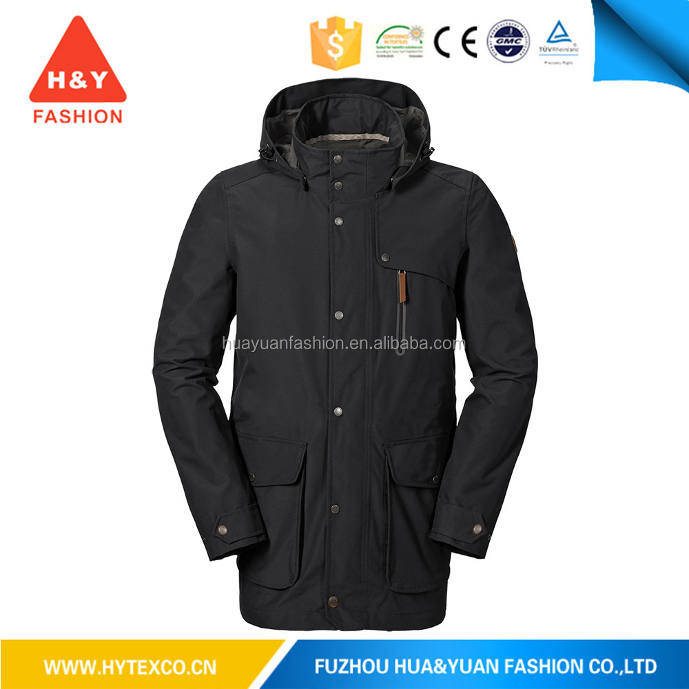100% polyester or shiny nylon wholesales warm asian bike riding red hooded anorak jacket men