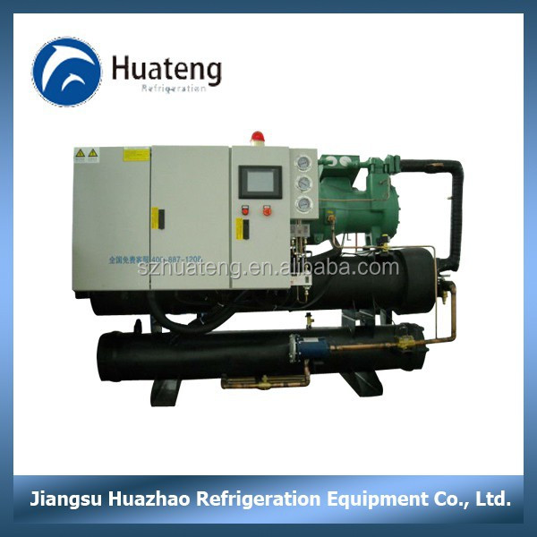 Industrial Water Cooled screw style chiller resistant