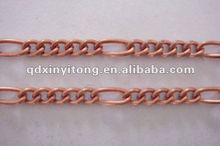 fashion brass chain of custom jewelry findings