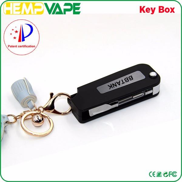 Vape 2018 Cbd Oil Vaporizer Bbtank Keybox Custom Logo Vape Pen Battery 510  Adjustable 350mah Key Fob Vape Battery - Buy Key Fob Vape Battery,Vape Pen