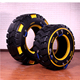 Gym fitness equipment used or retreated crossfit training tyre