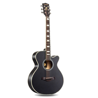 Wholesale Price Custom 41 Inch OEM Acoustic Guitars