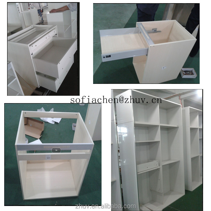 Kitchen Cabinet Carcasses: China Professional Modular Kitchen Cabinet Color