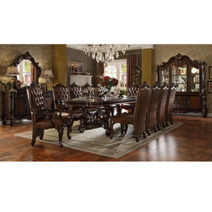 European Style marble top dining table