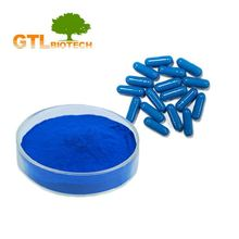 Factory Price Phycocyanin Powder Spirulina Source