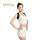 High Quality Industrial Thoracic Brace Fabric and Neoprene Upper Back Support Belt