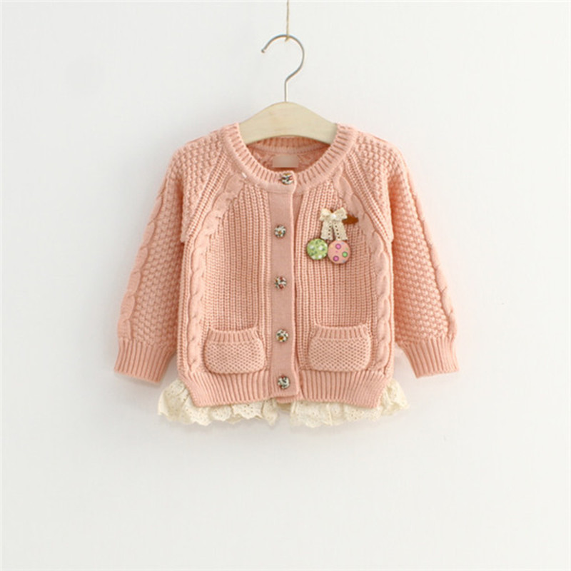 86a428ccad95 Buy Brand Cotton Knitted Kids Girls Sweater monkey sweater girl ...