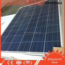 Cheapest solar panel 260w 265w 270w 275w poly crystalline Solar panel pv module for industrial use