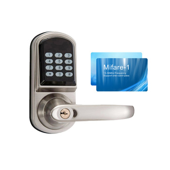 residential electric door lock with code card key buy residentialresidential electric door lock with code card key