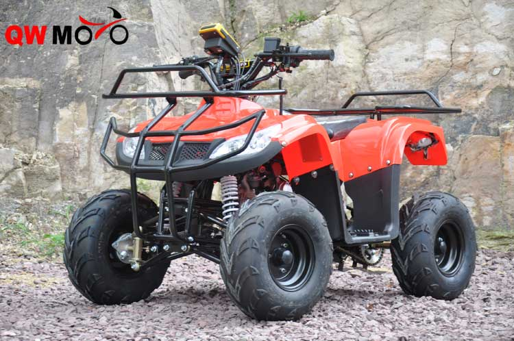 Cheap 110cc Automatic For Kids And Adults Gas Powered Atv