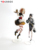 high quality cute fashion cheap beautiful vograce character customized display clear acrylic standee anime acrylic figure stand