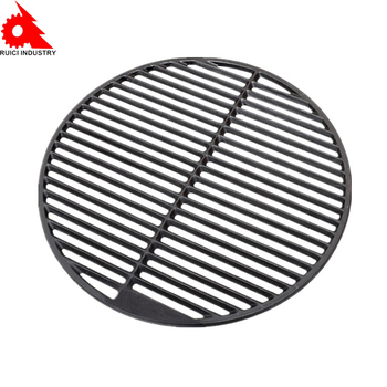 34 5 cm 44 5 cm 54 5 cm ronde barbecue en fonte grill grille buy product on - Grille barbecue 80 cm ...