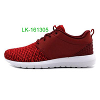 PU Mesh Upper running sports shoes 2016 designs sports running shoes