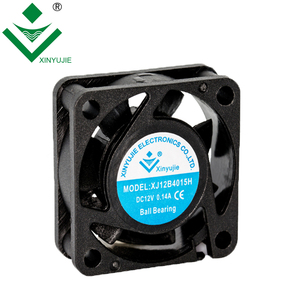 axial flow computer approved low volume compressor 3 pins plastic blades electric motor projector fan