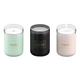 Newest Candle air humidifier mini humidifier 280ml aroma humidifier