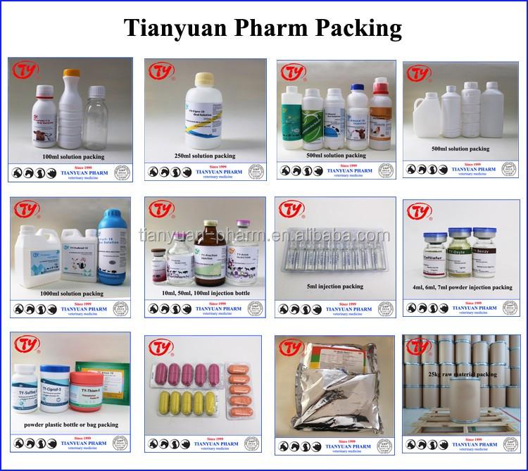 Pig Stimulant Medicine Cloprostenol Sodium Injection With China ...