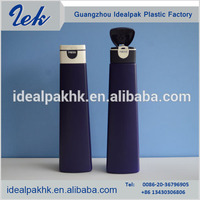 China goods wholesale 100ml shampoo bottle/cosmetic packing/PET bottles