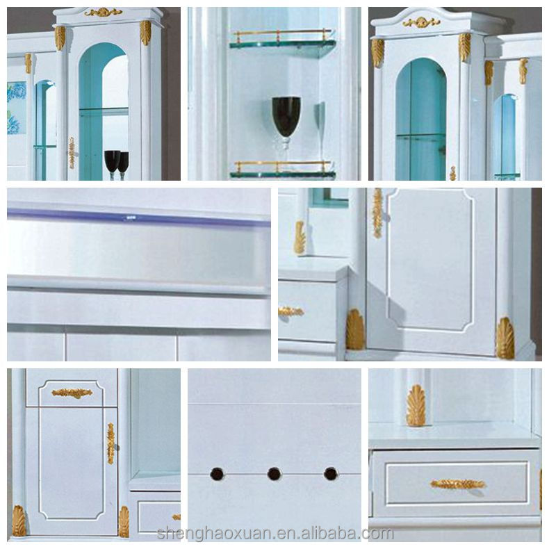 Hot sale european style living room tv cabinet european for Lcd cabinets designs in living room