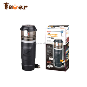 Factory Directly Provide mini portable espresso car capsule single cup coffee maker for travel