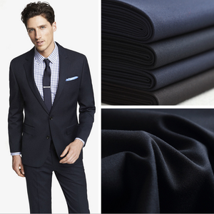 yaoguang textile polyester viscose cloth material fabric for suit and uniform