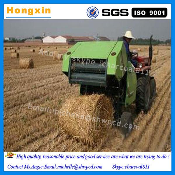 Grass Bundler Machine,Wheat Straw Bundling Machine,Corn