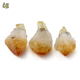2017 New design crystal pyramid pendants, big natural semi-precious stone pendant design jewelry