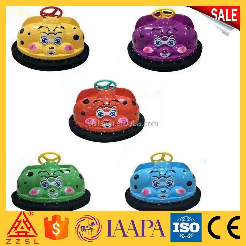 Kids mini ufo outdoor bumper car for sale