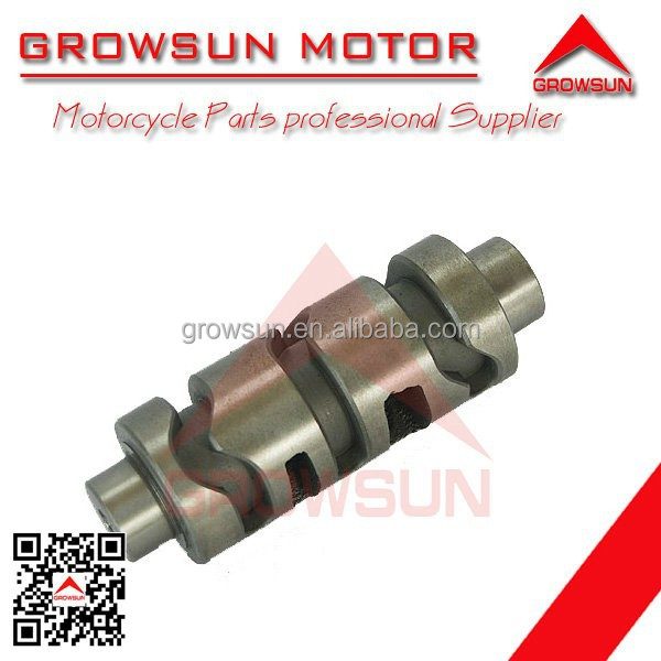 Motorcycle 125cc CG type engine Gear shift Drum