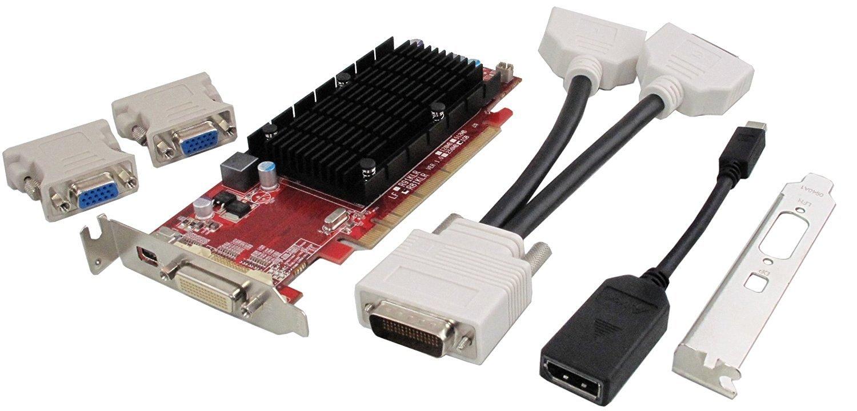 Exclusive Radeon 6350 PCIe 1GB DMS59 By Visiontek