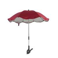 Rain and Sun Protection Baby Stroller Umbrella