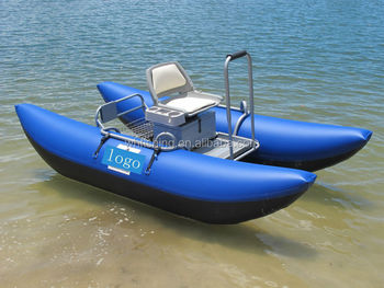 2015 Brand New 2 7m Fly-inflatable River Float Tube Pontoon Boats Fishing  Boats - Buy Boats Fishing Boats,Inflatable Pontoon Boat,Plastic Pontoon