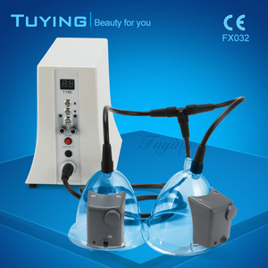 Breast Enhancers vacuum butt lifting machine cups vacuum breast enhancement buttocks enlargement cup vacuum Equipment