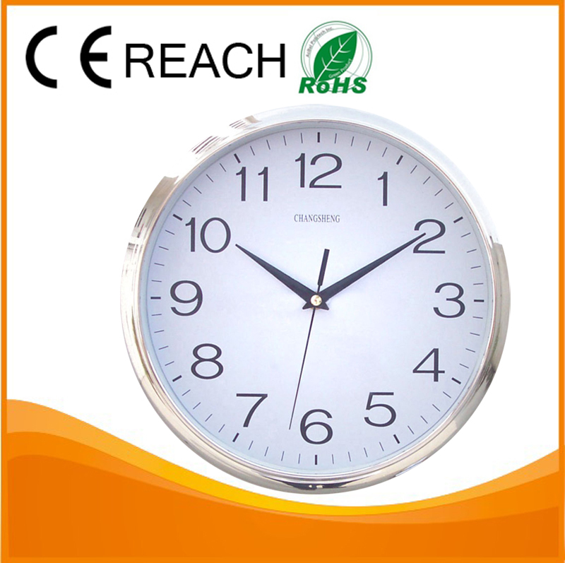 30cm wholesale high quality digital wall clock promotional gift