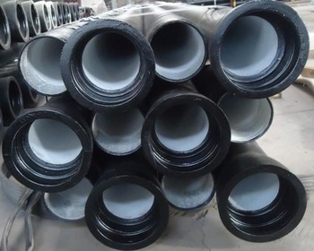 Socket ductile iron pipe