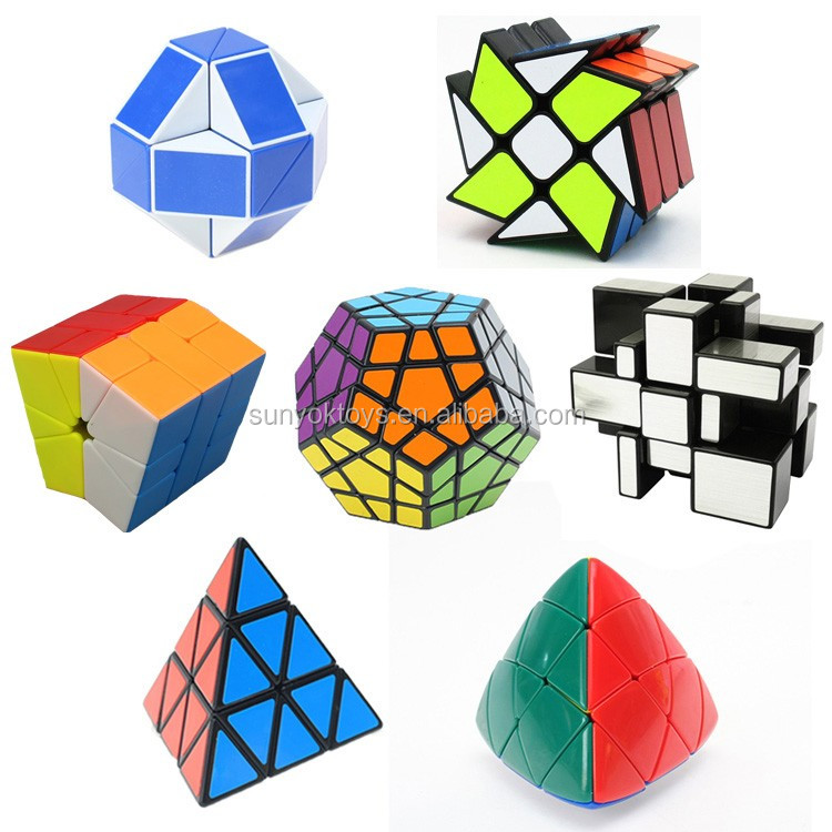 Yj Moyu Weilong Best Speed Magic Cube Kids Educational