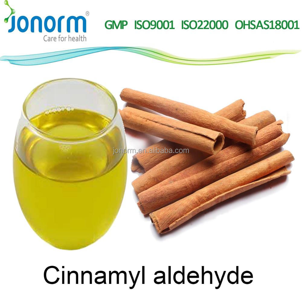 China GMP factory supply Cinnamyl aldehyde